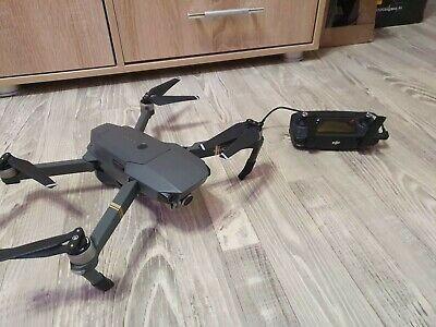 DJI Mavic Pro Fly More Combo Drone - Grey