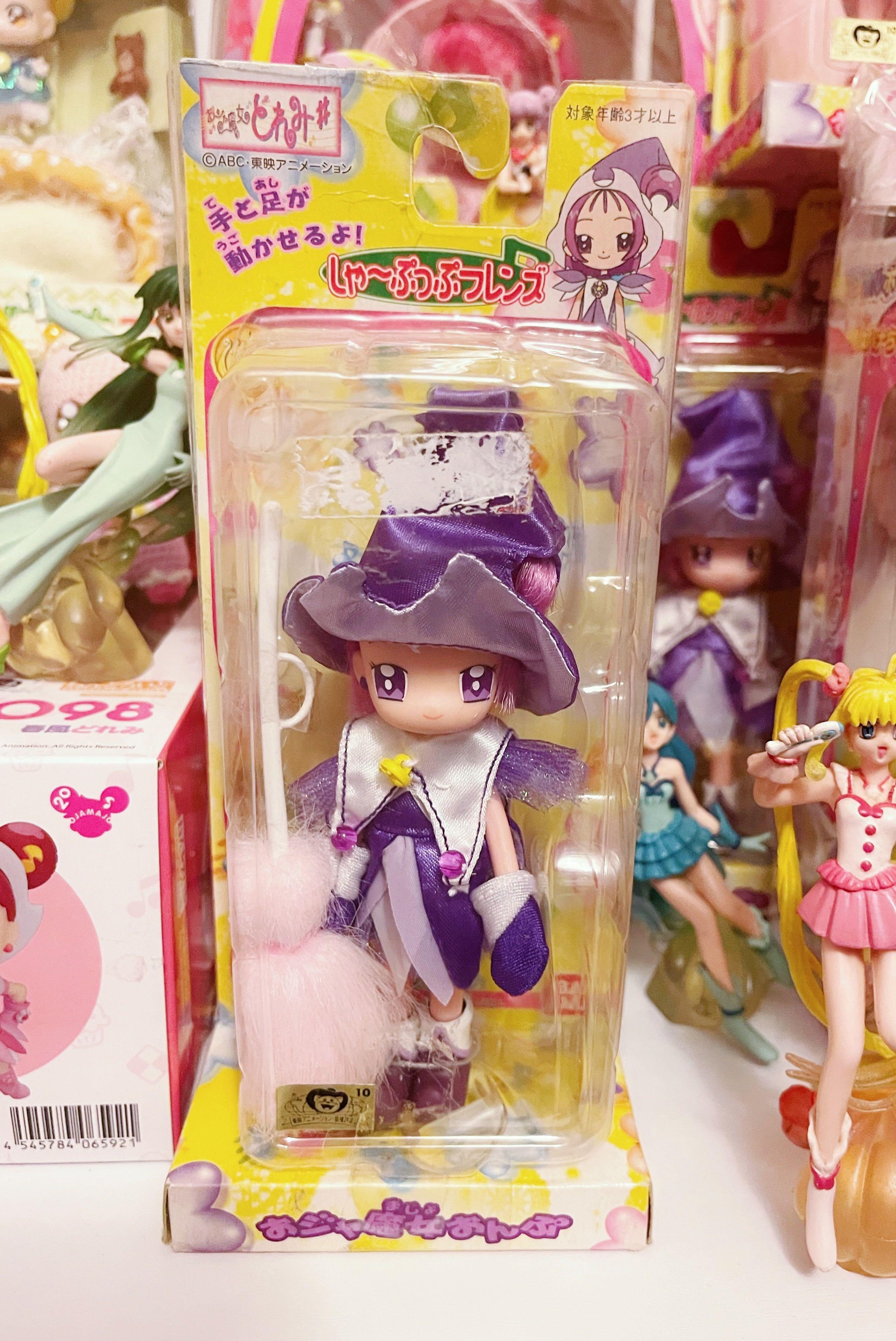 小魔女Doremi 音符娃娃 人偶 芭比