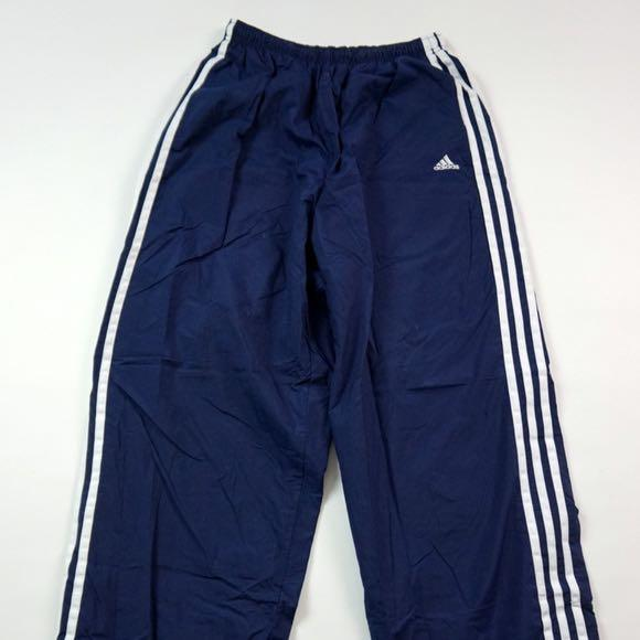 Frankie Collective: Vintage ADIDAS Lined Wind Pants