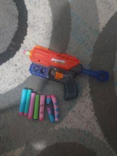 Fun nerd fun for kids with included ammo