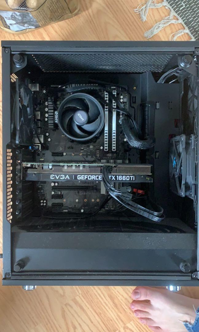 Gaming PC and Peripherals