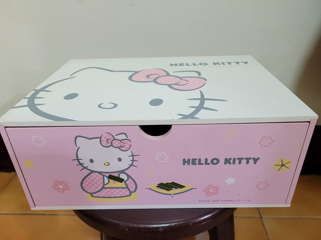 Kitty收納櫃/小抽屜