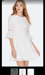 LAVINA CROTCHET DRESS