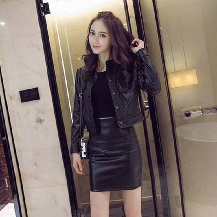 LEATHER SET