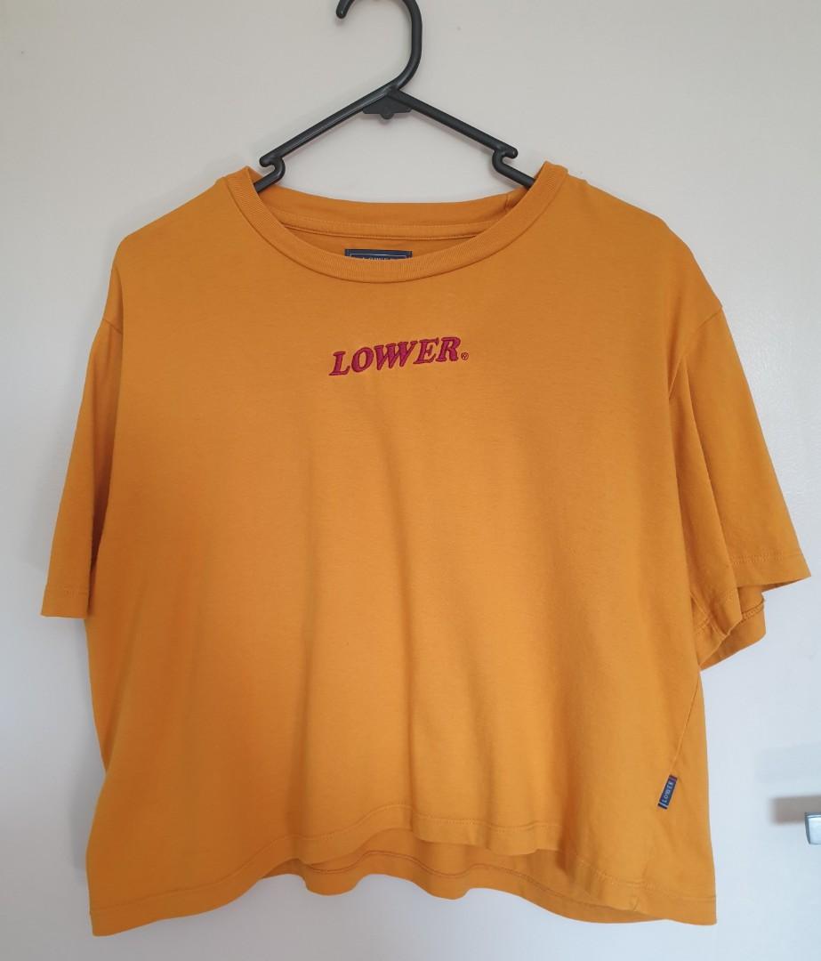 Lower mustard top