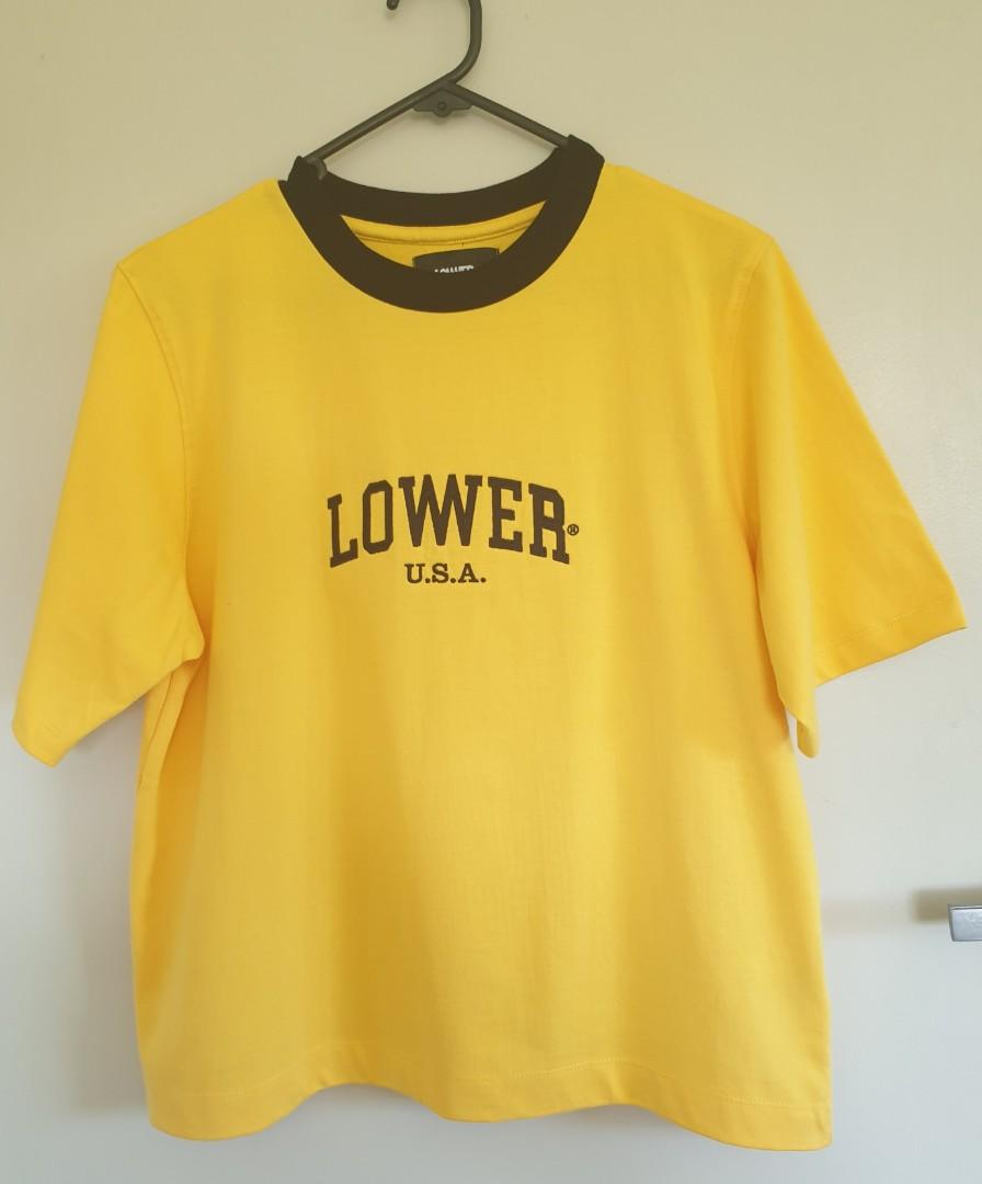 Lower yellow top