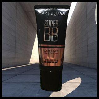MAYBELLINE SUPER  BB ULTRA COVER BB CREAM