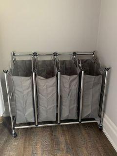 Neatfreak laundry sorter