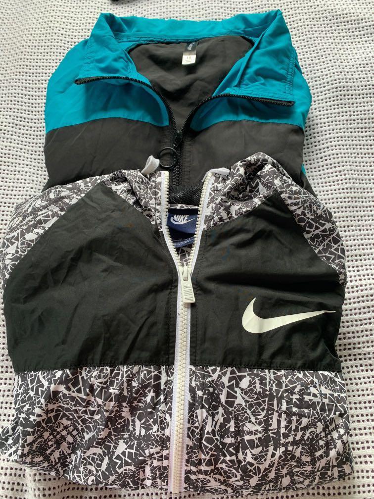Nike and Garage jacket