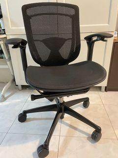 Urgent sale! Revised price! Okamura contessa ergonomic chair 9/10