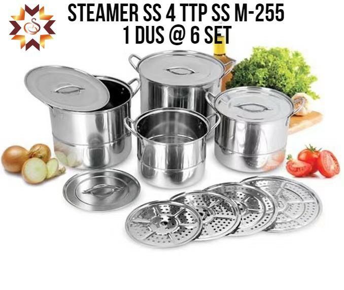 Panci Steamer set