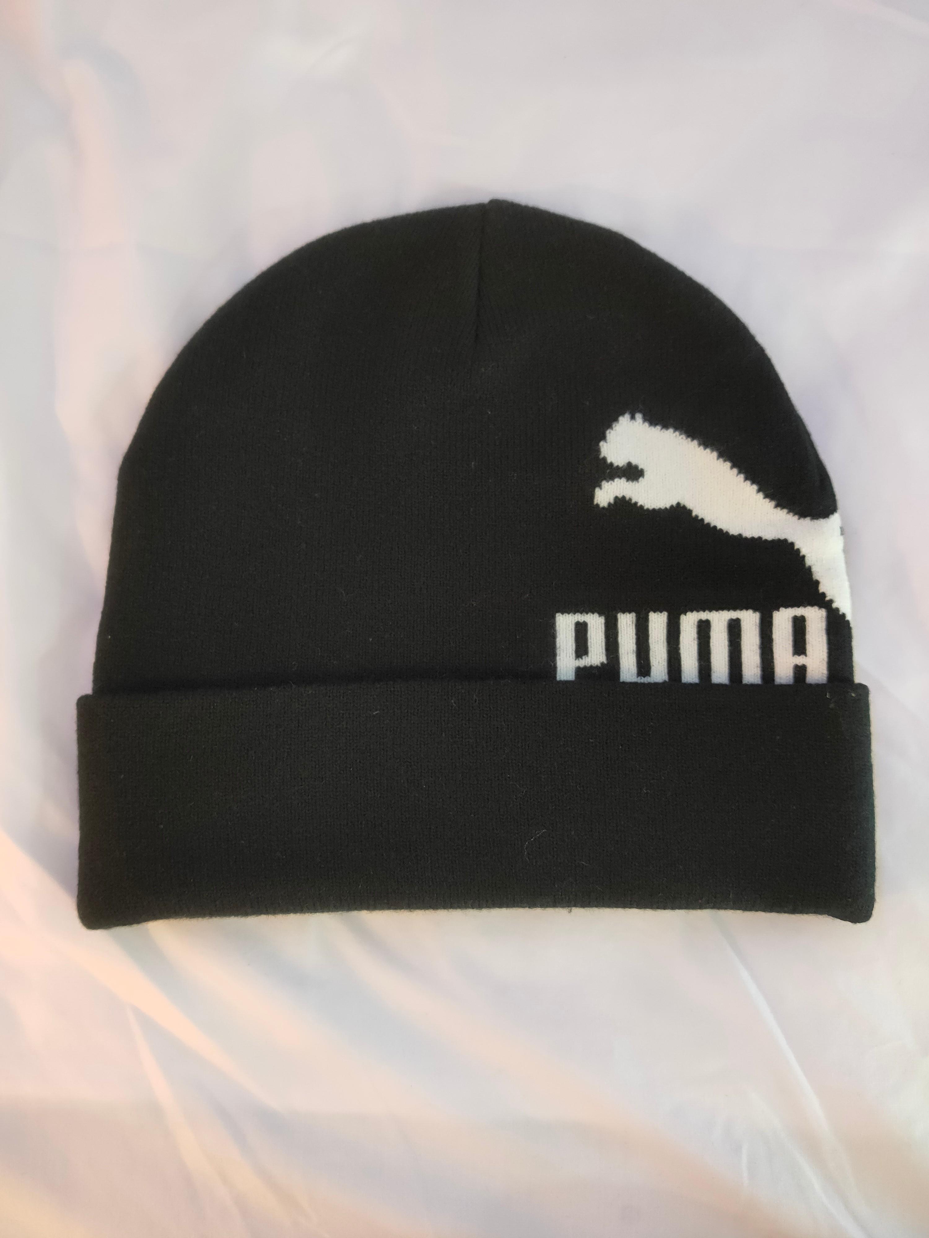 PUMA針織帽