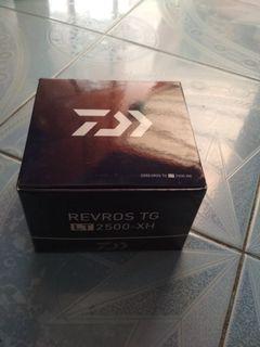 BU. Reel Pancing Daiwa Revros TG  LT 2500-XH
