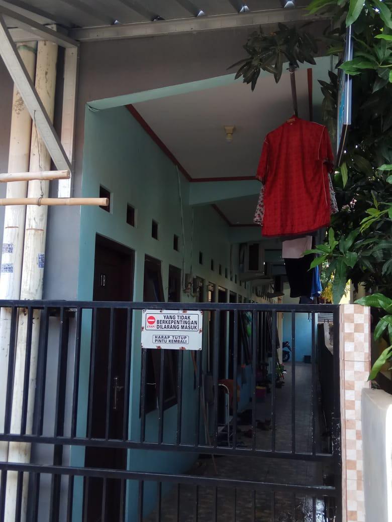 Rumah Kontrakan 13 Pintu cocok untuk investasi di Cipayung