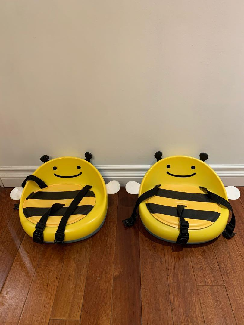 Skiphop booster seat-bee