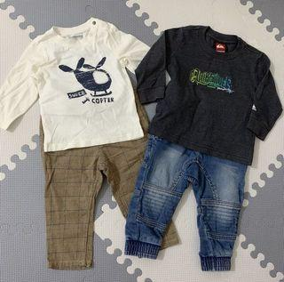 Take All Baby Boy Clothes Assorted