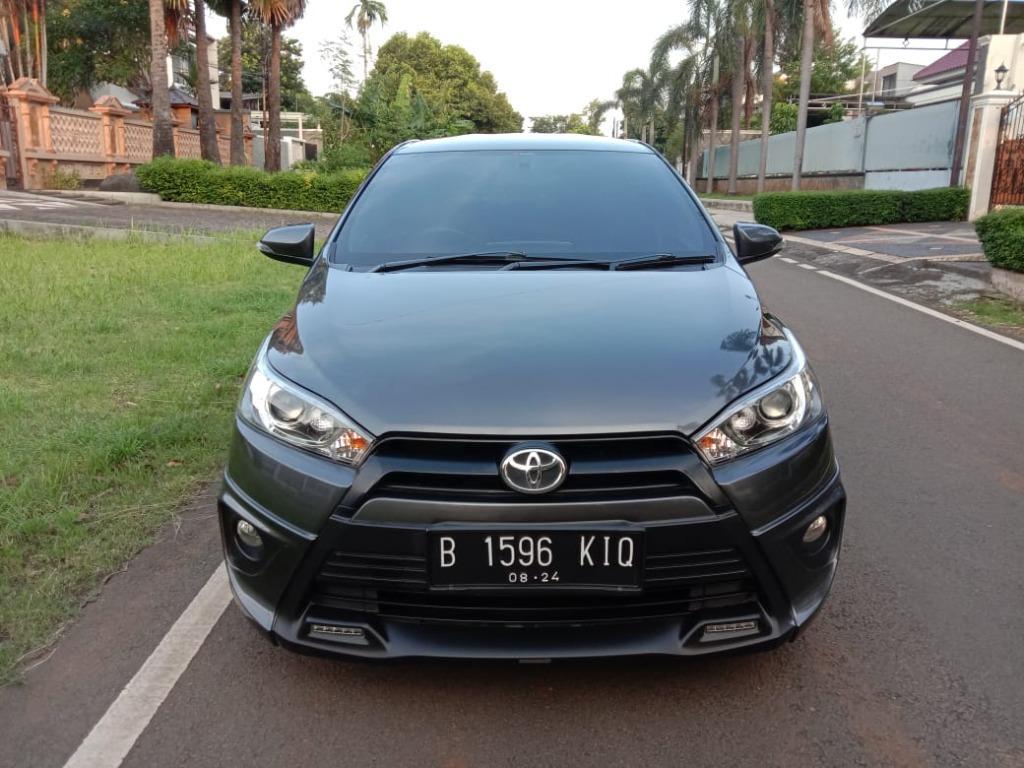 Toyota Yaris S TRD Sportivo 1.5cc Automatic Thn.2016