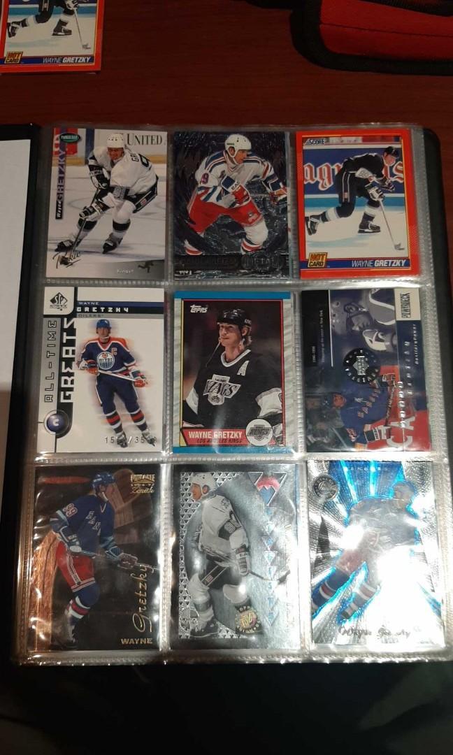 Wayne Gretzky Hockey Cards