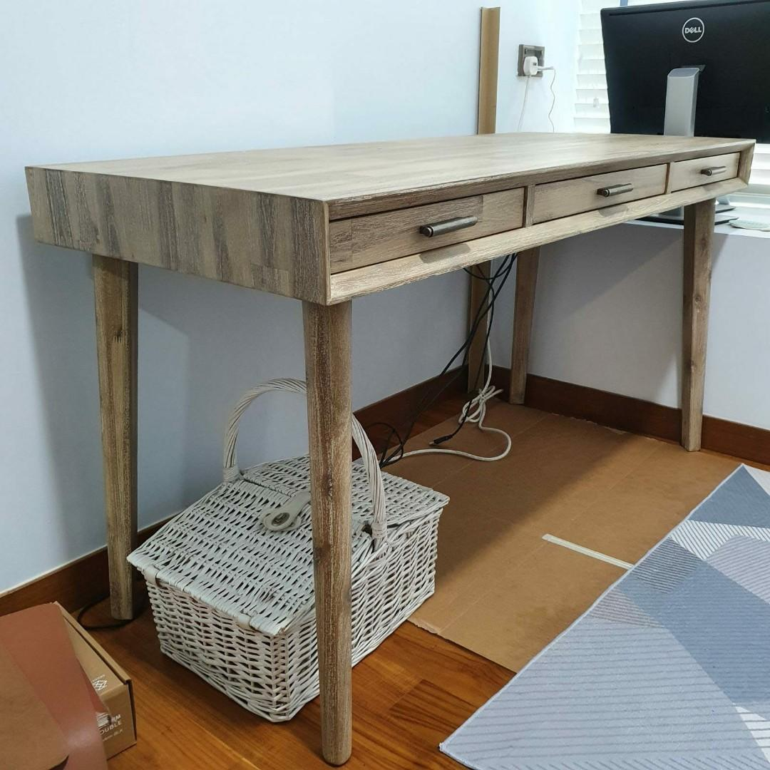 Writing Desk Furniture Tables Chairs On Carousell