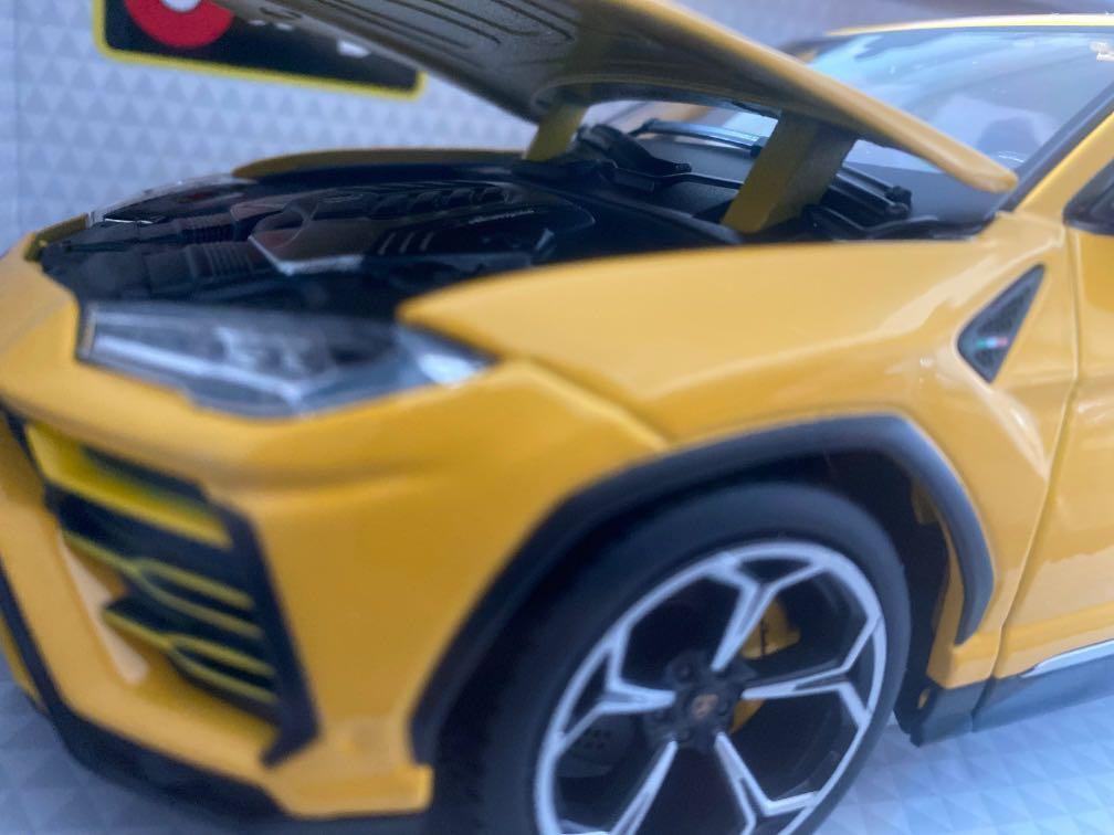 1:20 藍寶堅尼 Urus 原廠授權合金模型 全新品NT 2380