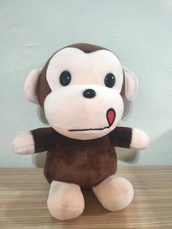 【玩偶】猴子玩偶 吊飾