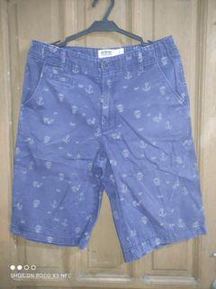 Anchors Designed Shorts