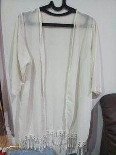 Cardigan Putih
