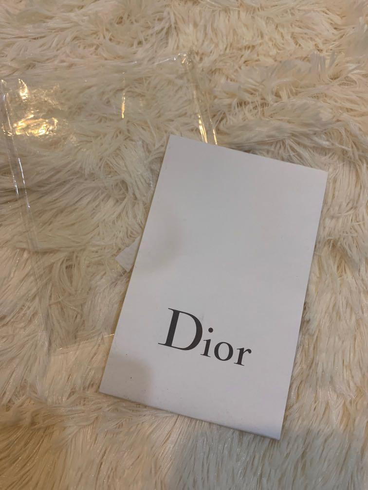 Dior 迪奧小禮物盒子