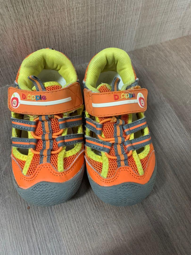Dr.apple 機能小童涼鞋