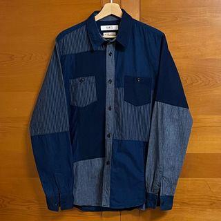 FDMTL Boro Patchwork Shirt (4)