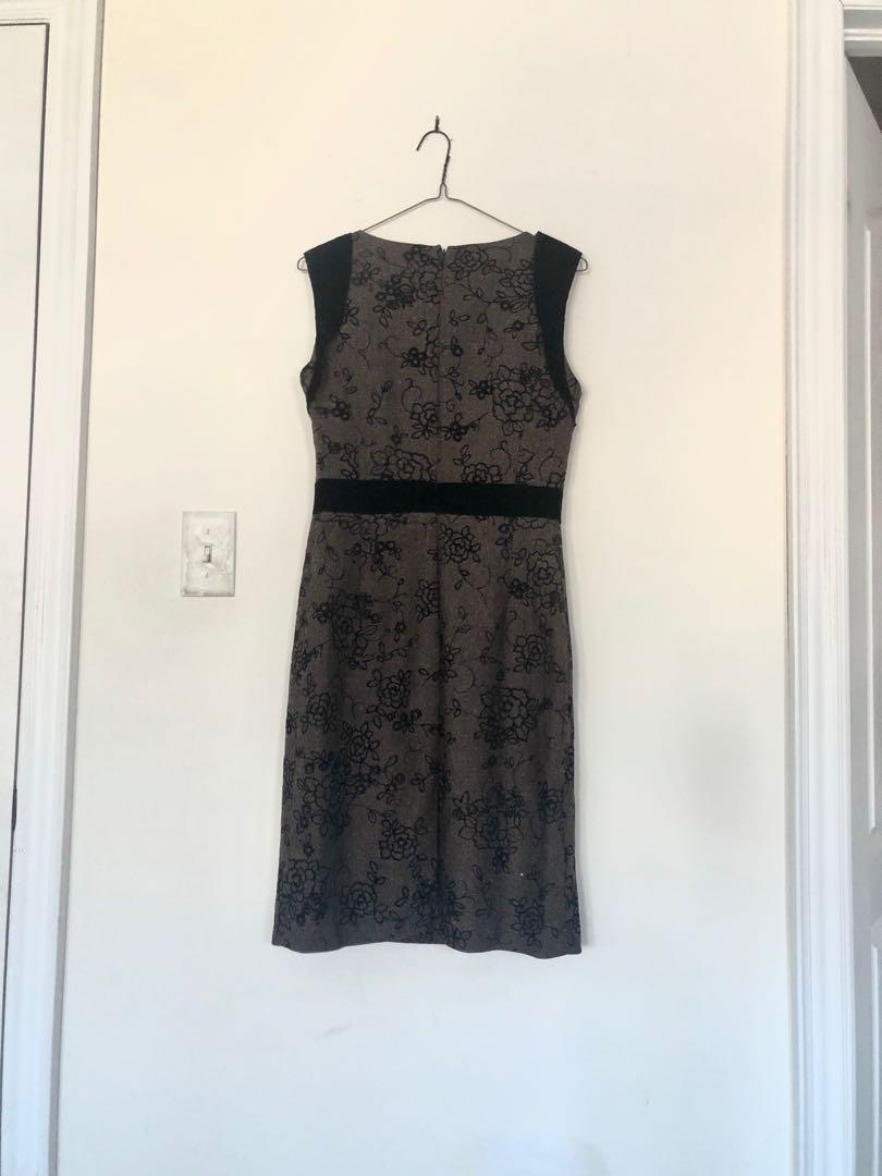 Floral Sheath Dress | Ellen Tracy Size 6