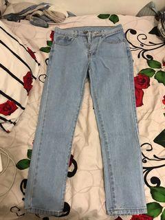 GFS Plain Boyfriends Jeans