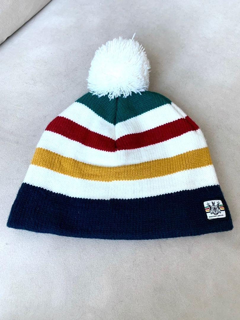 HUDSON'S BAY Pom Pom Hat