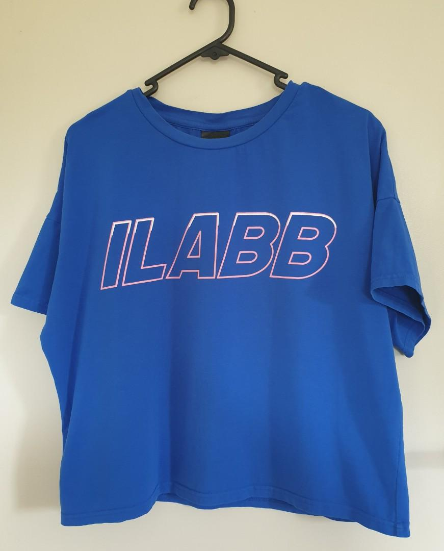 Ilabb blue top