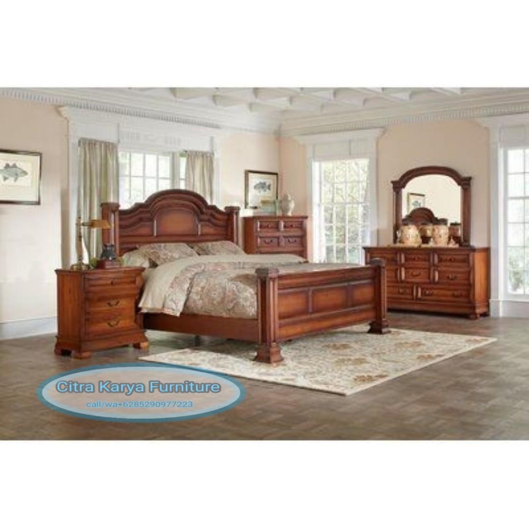 Kamar Set minimalis tempat tidur
