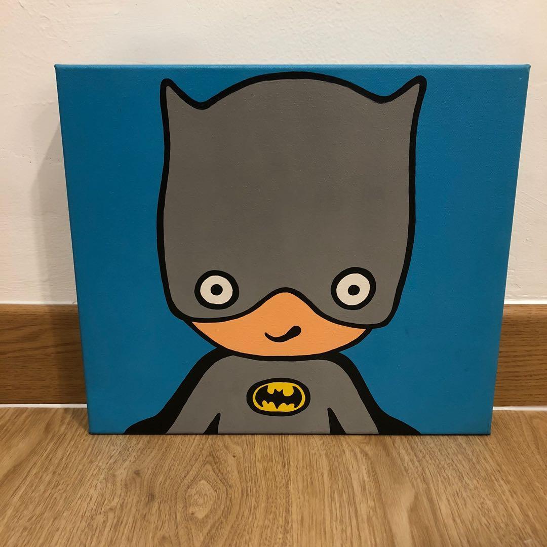 Lukisan Batman