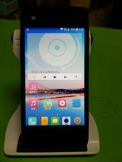 InFocus M2 3G版白色(已過保)單手機無盒裝