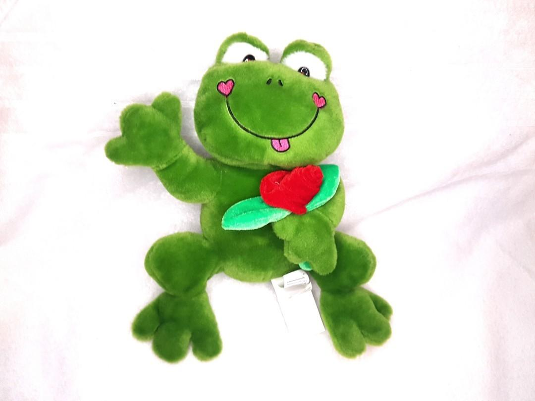 NEW Valentine's day Love Frog!