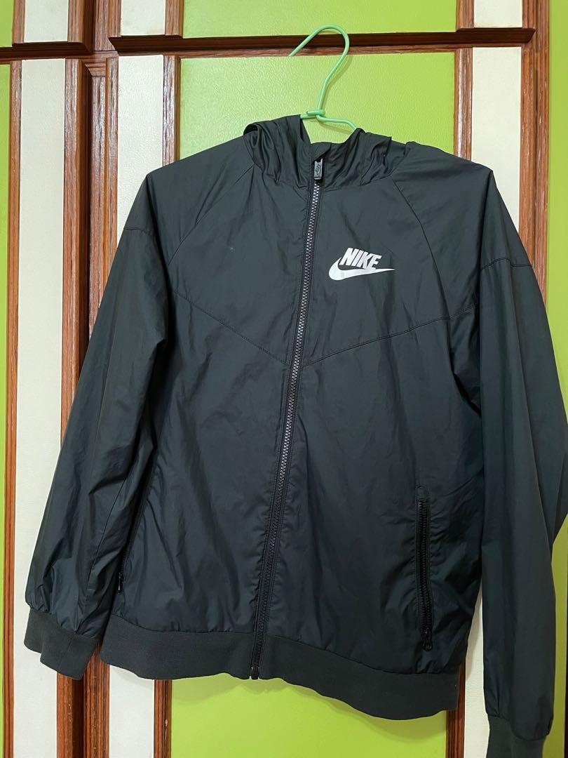 Nike外套 二手 黑色