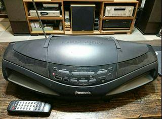Panasonic收音機