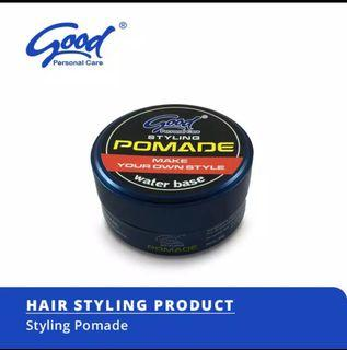 Pomade Good styling