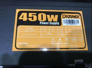 Power supply dazumba 450w