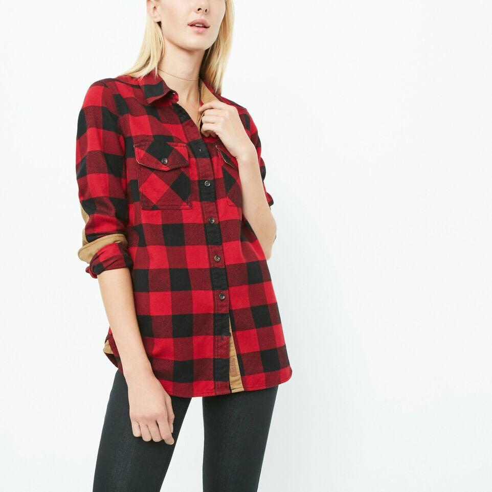 Roots flannel