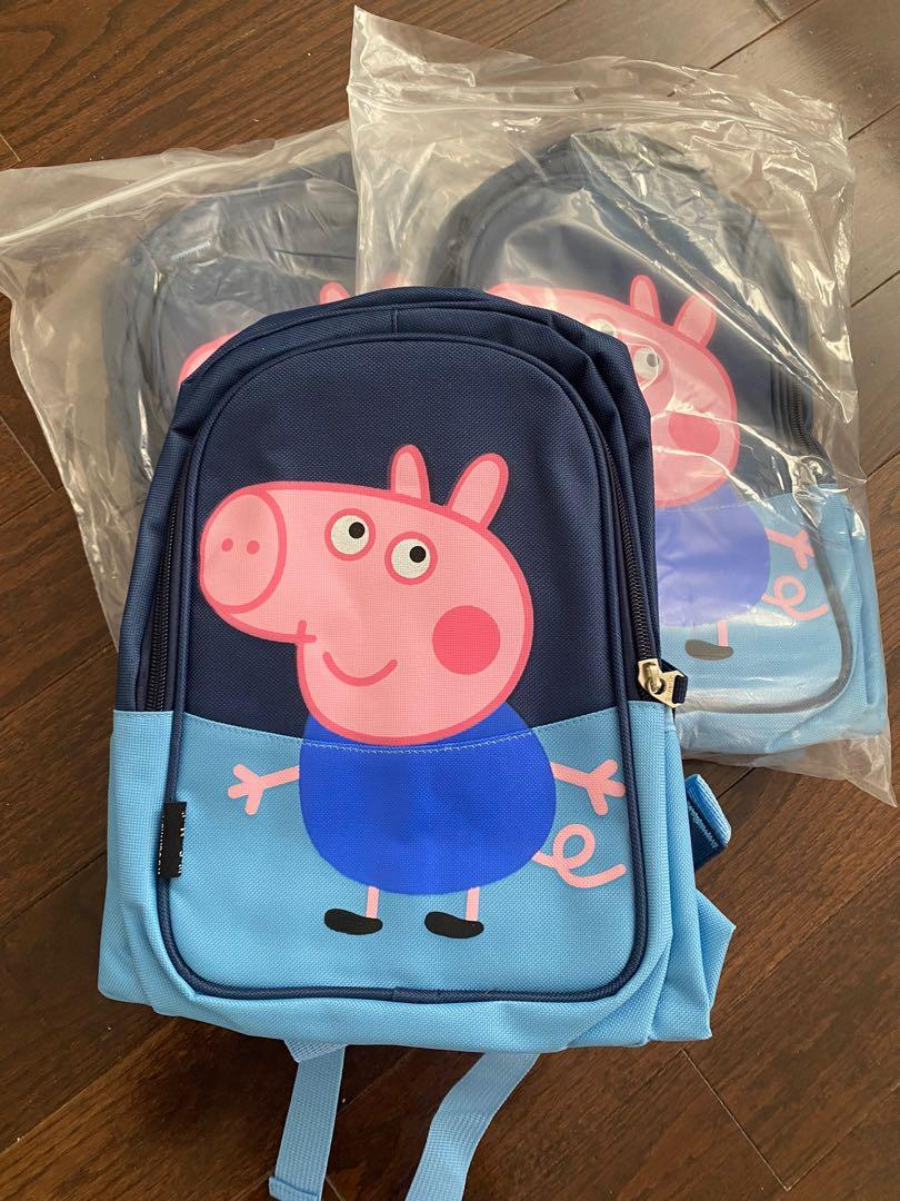 Strong durable Peppa pig backpack