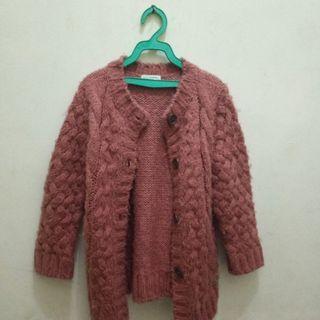 Sweater import/rajut