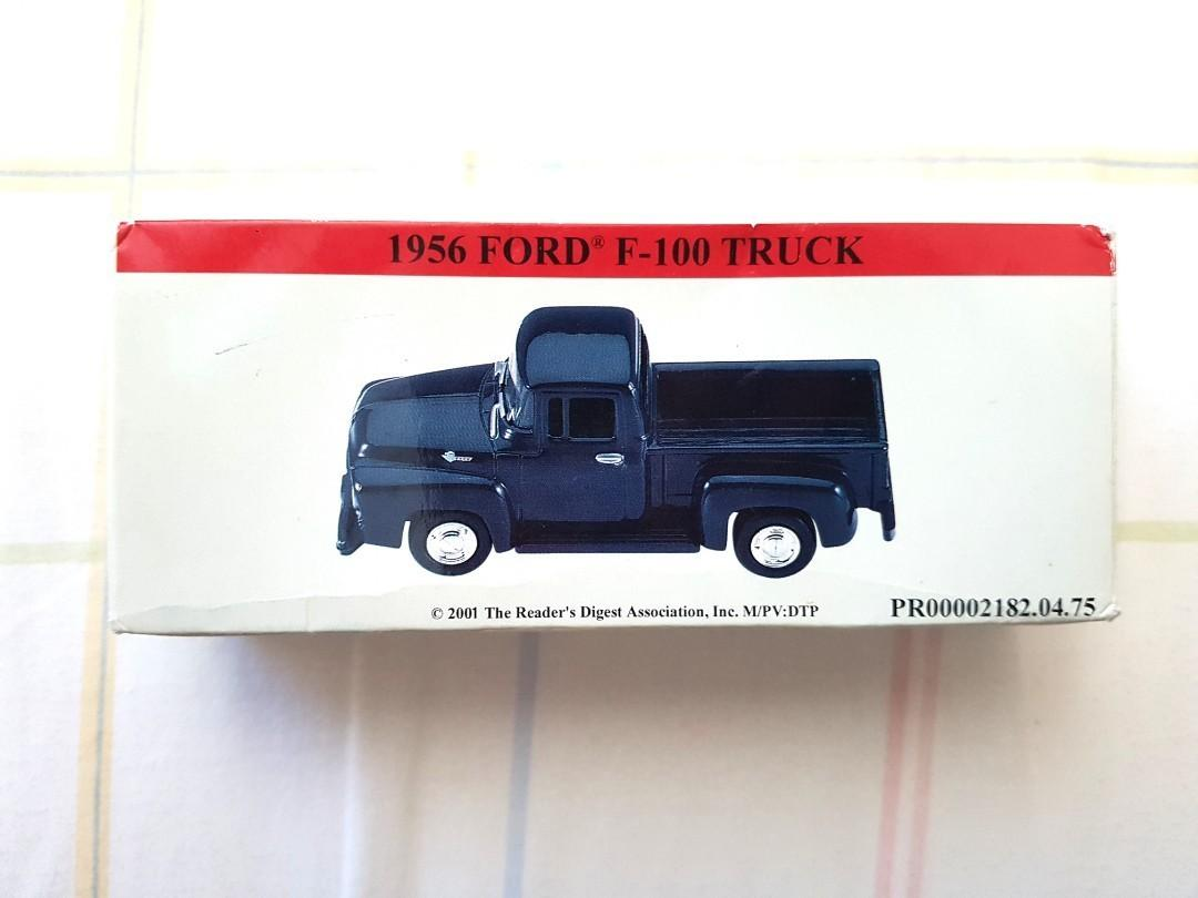 Vintage Ford 1956 F-100 model Truck NEW