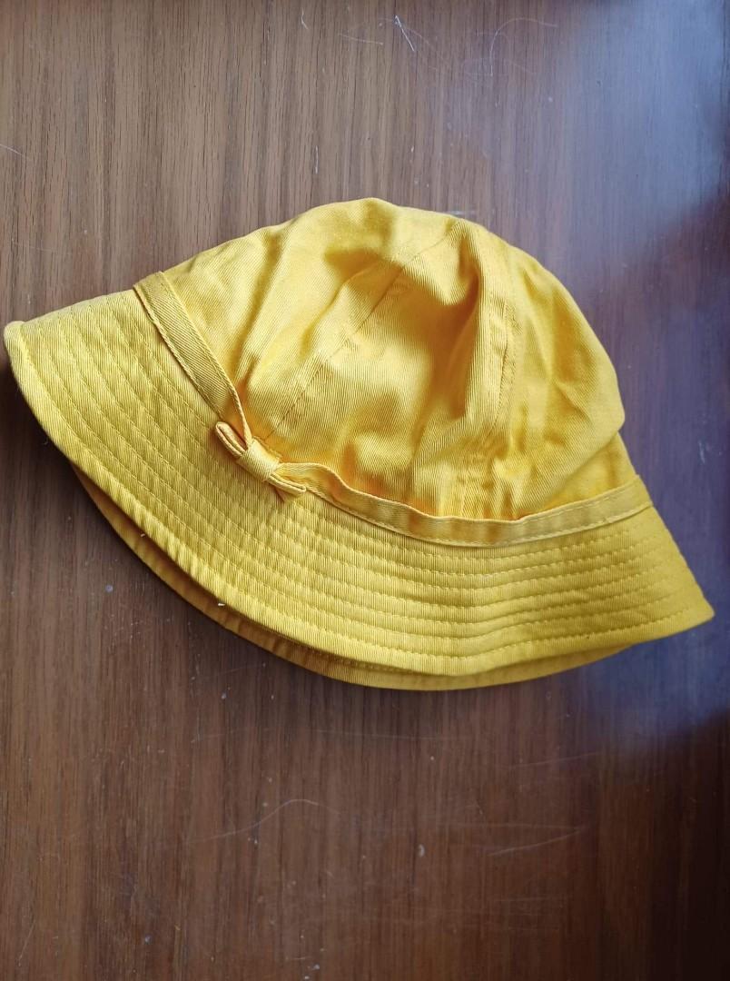 黃色漁夫帽