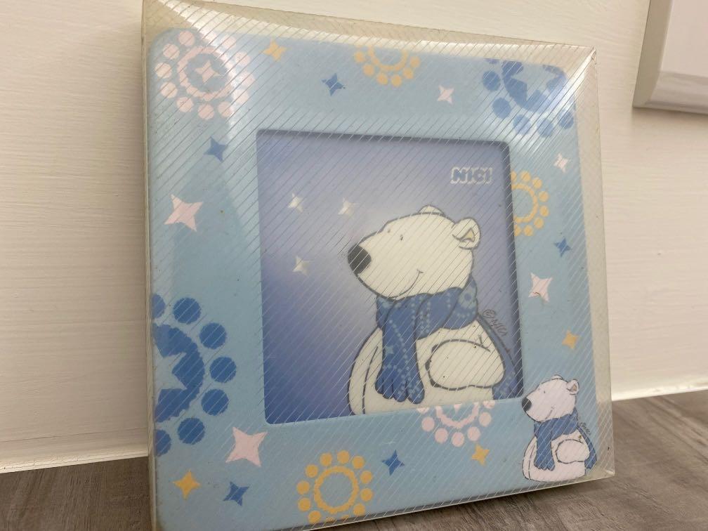 溫馨可愛熊熊相框(歡迎與本賣家之其他商品併單)