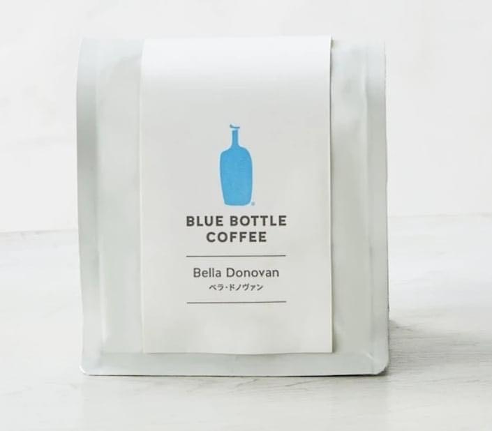日本空運 Blue bottle藍瓶咖啡豆 200g