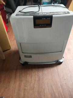 日本製 CORONA FH-VX3617BY-W 高階煤油暖爐